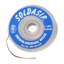0.6MM SOLDASIP SOLDAMOP DESOLDERING BRAID | WICK | IPHONE...